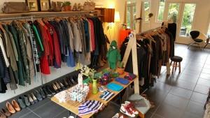 Winkel Steil Rijnstraat 74 amsterdam rivierenbuurt haar steil en kleding steil